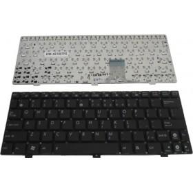 ERK-AS103S - Asus EEE PC 1000HE Siyah İngilizce Netbook Klavye