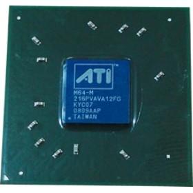 ERC-114 - Ati M64-M 216PVAVA12FG Notebook Anakart Chipset 2.El