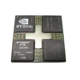 ERC-11 - Nvidia Geforce FX GO5200 64 Mb Notebook Ekran Kartı Chipset - 2.el