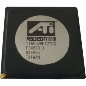 ERC-253 - Ati Radeon IGP345M 216PS2BFA22HG Notebook Anakart Chipset