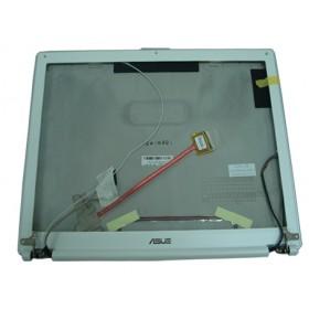 Asus U5A Lcd Back Cover (İnverter, Menteşe, Data Kablosu, Ön Bezel Dahil)