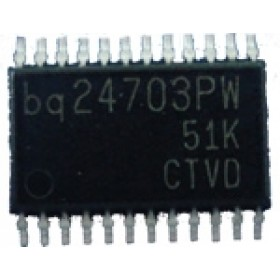 ERNE-009 - BQ24703PW Notebook Anakart Batarya Şarj Kontrol Entegresi