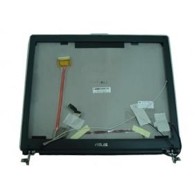 Asus U5F Lcd Back Cover (İnverter, Menteşe, Data Kablosu, Ön Bezel Dahil)